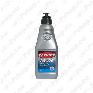 Carlube Hypoid EP80W/90 1l S112-XEY001