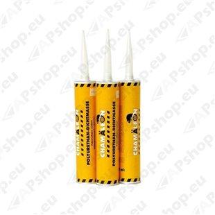 Polüuretaan silikoonmass hall 310ml S120-37521
