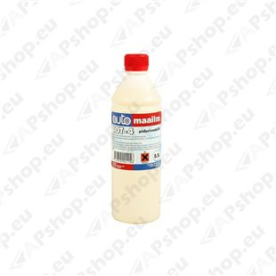 Pidurivedelik DOT-4 0,5l S125-AM100200