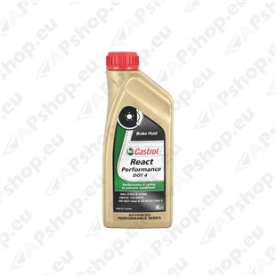 CASTROL DOT4 React Performance pidurivedelik 1L S181-71676