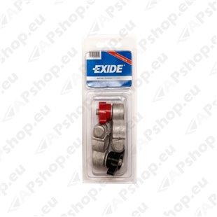 EXIDE akuklemmide komplekt 8mm S106-2672877