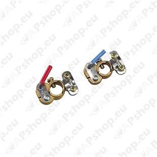 Akuklemmid 2tk Rapid S103-7003.2