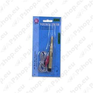 Tester 6-24V, metallkorpus S103-044453