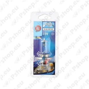 PIRN 12V H4 60/55W XENON BLUE S103-012285