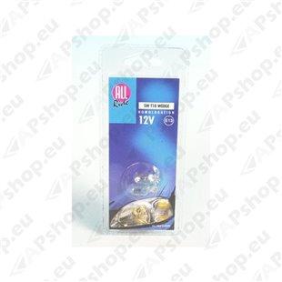 ALLRIDE PIRN(2TK)5W 12V T10 S103-285740