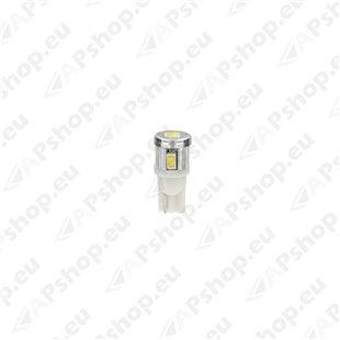Pirn 2tk 12V Led 6 SMDx (T10) S103-5792.7