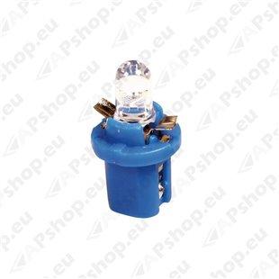 Armatuuri pirn LED, B8,5d sinine S103-5849.0