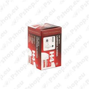 Pirn H4, 24V, 75/70W,P43T S103-9821.0