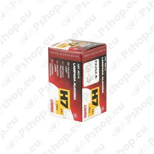 Pirn H7 24V 70W sokkel P*26D S103-9821.4