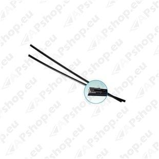 Klaasipuhastaja kummide komplekt 61cm S103-1900.6