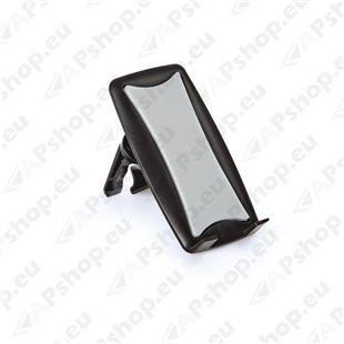 Universaalne telefonihoidja kinnitusega ventilatsiooni ribide külge S103-7250.9