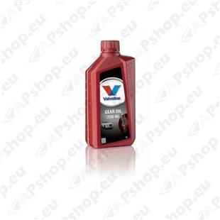 Transmissiooniõli VALVOLINE GEAR OIL 75W80 1L S180-866895