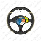 Steering wheel covers, knobs