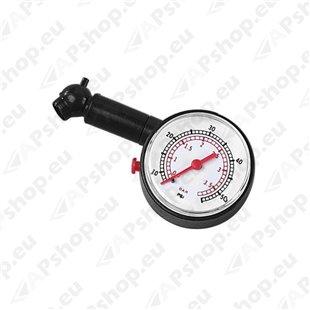 Rehvimanomeeter mõõteskaala 0-5bar S103-9010.3