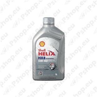 Shell Helix HX8 5W-40 1L S150-726013