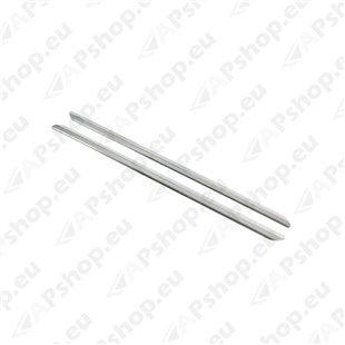Pamprikaitsed 57cm, nikkel S103-2060.2