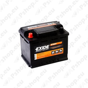 EXIDE START 62Ah 540A 242x175x190+- S106-EN600