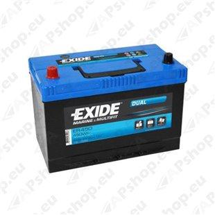 EXIDE DUAL 95Ah 650CCA 310x175x225+- S106-ER450