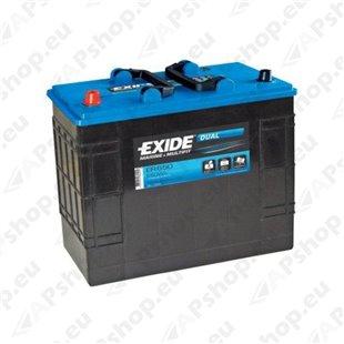 EXIDE DUAL 142Ah 850CCA 350x175x290+- S106-ER650