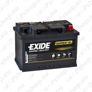 EQUIPMENT GEL 56Ah 650Wh 278x175x190-+ S106-ES650