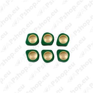 Variaatori rullikute komplekt 4-t mootorile S137-TWX082