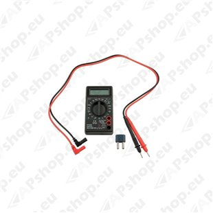 Käsimultimeeter LCD näiduga S183-6228