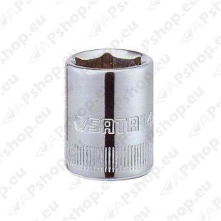 "1/4"" 6-nurka padrun 6mm S171-11306"