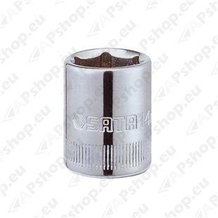 "1/4"" 6-nurka padrun 13mm S171-11313"