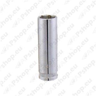 "1/4"" 6-nurka pikk padrun 10mm S171-11407"