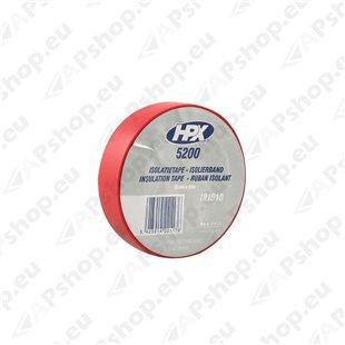 Isoleerteip punane 15mmx10m S172-IR1510
