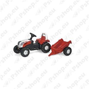 Rollykid Steyr käruga M100-012510