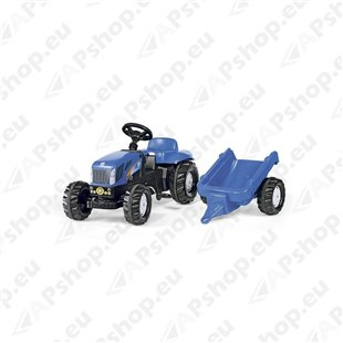 New Holland TVT190 käruga M100-013074