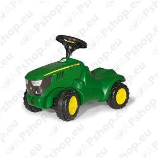Jalgadega lükatav traktor John Deere 6150R M100-132072