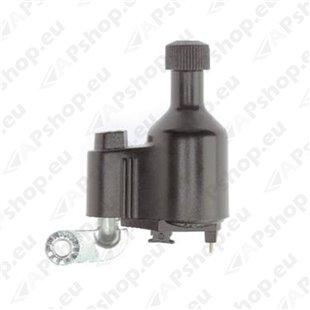 Dünamo 6V 3W prempoolse kinnitusega must S123-5075