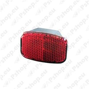 Reflektor punane S123-5279