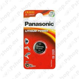 CR2032 Panasonic puldipatarei 1tk S119-6230