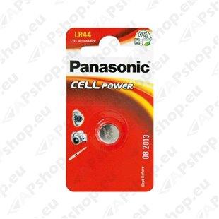 LR44 Patarei Panasonic 1tk. S119-12493