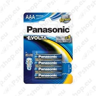 AAA Evolta Panasonic patarei 4tk. S119-27818