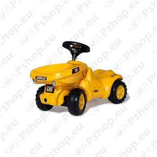 Jalgadega lükatav traktor Cat M100-132249