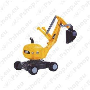 Kopp ratastel Rolly Digger Cat M100-421015