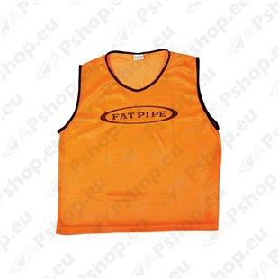 Treeningvestid 5tk, junior oranz M104-515501OJ