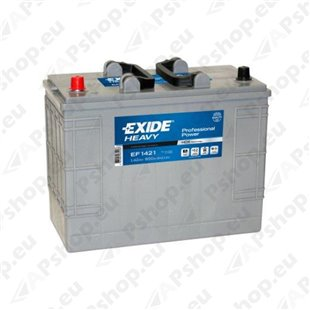 Exide Professional Power 142Ah 850A 349x175x290 +- S106-EF1421