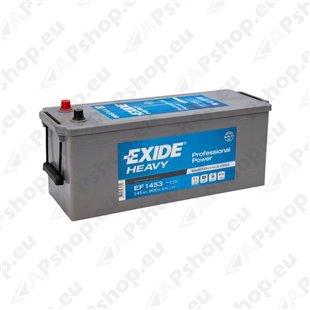 Exide Professional Power 145Ah 900A 513x189x223+- S106-EF1453