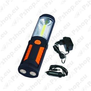 Töölamp laetav 3W +5 led S114-JF701AL