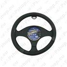 Steering wheel covers, knobs
