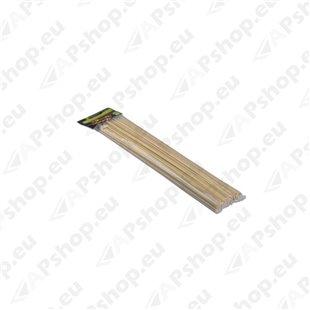 Grillimisvardad, bambus, 100tk, 30cm*3mm S103-484532