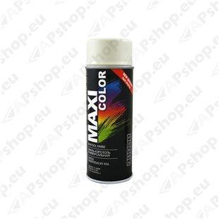 Maxi Color RAL 9010 läikiv 400ml S151-MX9010