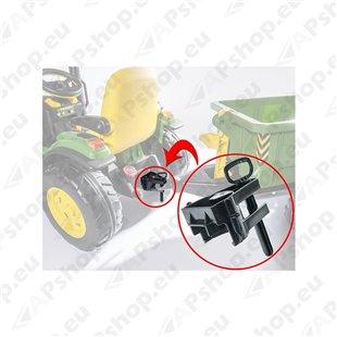Adapter Rollytoys kärude ühendamiseks PegPerego traktoritega M100-409914