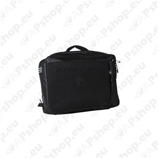 Treeneri seljakott arvuti taskuga must M104-418401
