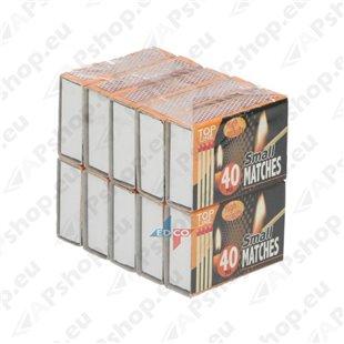 Tuletikud, 10 pakki, 40 tk toosis S103-293929